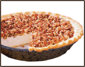 Spring Time Cream Cheese Pecan Pie Recipe