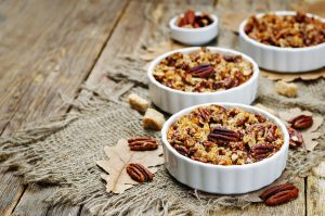 Favorite Holiday Food Using Pecans