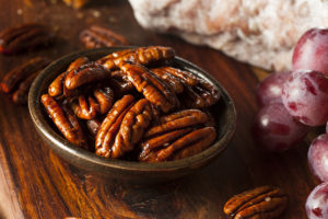 Candied Pecans Make Excellent Gifts
