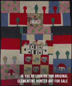 How To Find Clementine Hunter Paintings For Sale