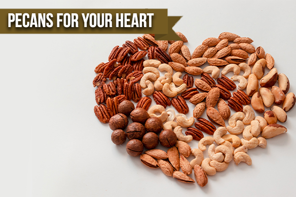 Louisiana Pecans Are Good For Your Heart And Weight
